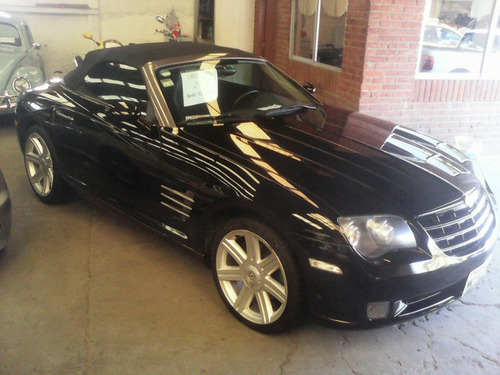 chrysler crossfire 2007 convertible 3.2l 6cil aa ee piel