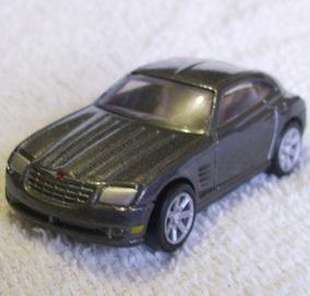 Chrysler Crossfire, Racing Champions, Buen Nivel De Detalle