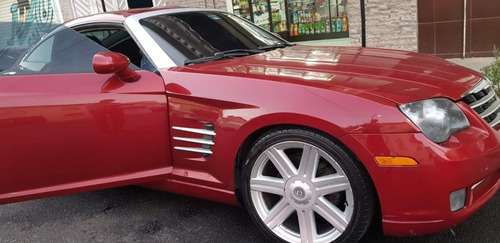 chrysler crossfire x abs at 2004