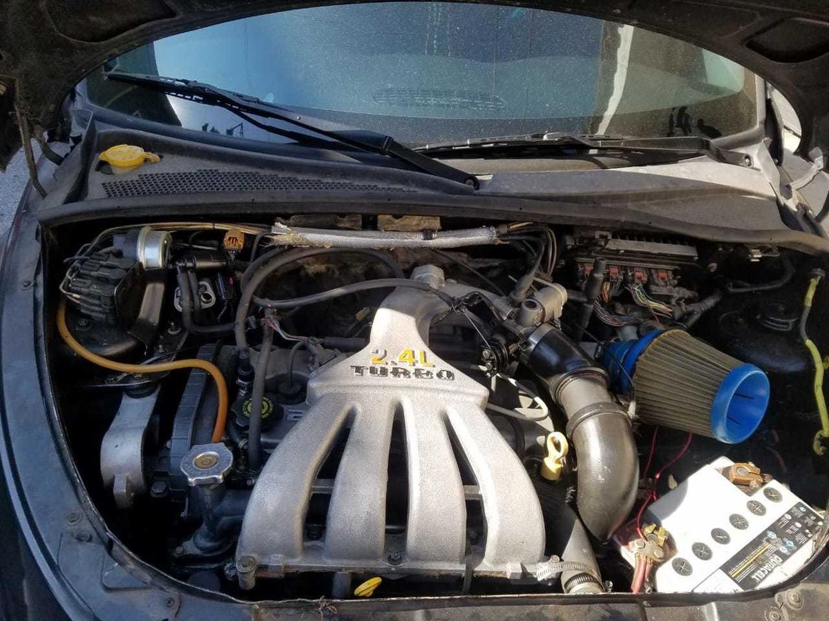 Chrysler Cruiser 2 4 Turbo Negra