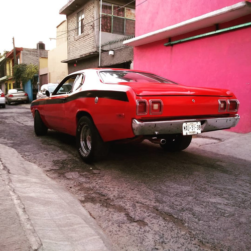 chrysler duster  hard top