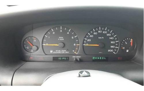 chrysler grand caravam 3.8 lx 4x4 v6 12v gasolina 4p automát