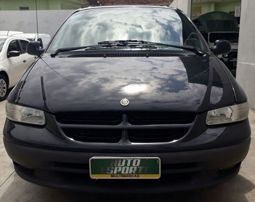 chrysler grand caravan 3.3 le 4x2 v6 12v gasolina 4p