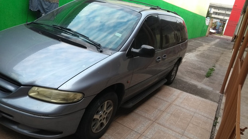 chrysler grand caravan 3.3 le 5p ano 97  r$ 15.990,00