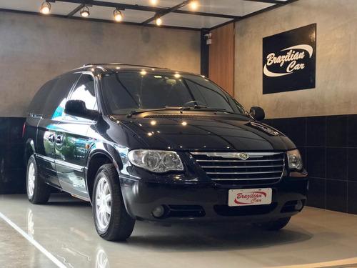 chrysler grand caravan 3.3 limited 4x2 v6 12v gasolina 4p