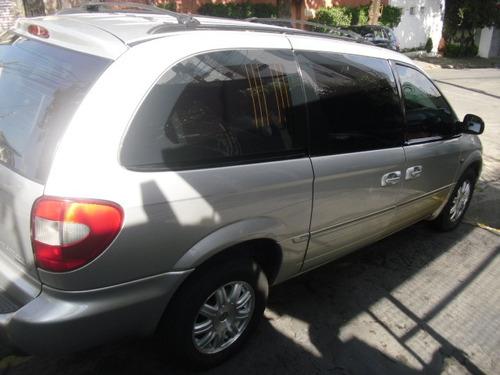 chrysler grand caravan 3.3 limited 5p 2007