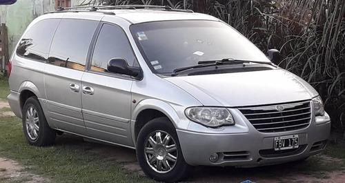 chrysler grand caravan limited 2006 3.3 v6