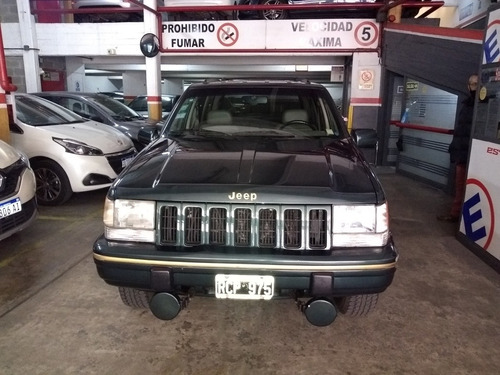chrysler   grand cherokee 4.0 limited 4wd