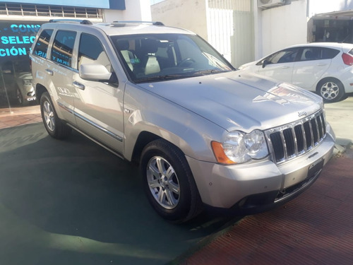 chrysler grand cherokee limited 3.0 crd 2008