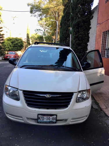 chrysler grand voyager camioneta
