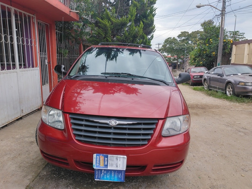 chrysler grand voyager nacional