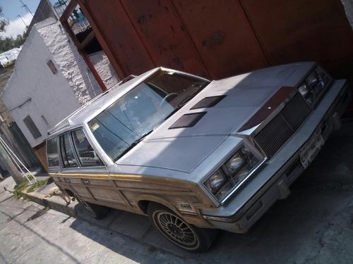 chrysler le baron station  wagon 1985