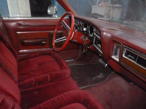 chrysler lebaròn 1978 4 puertas original
