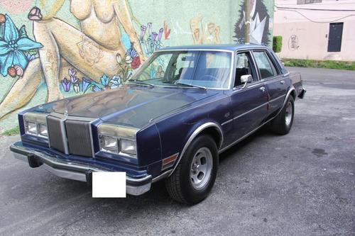 chrysler lebaron 1980