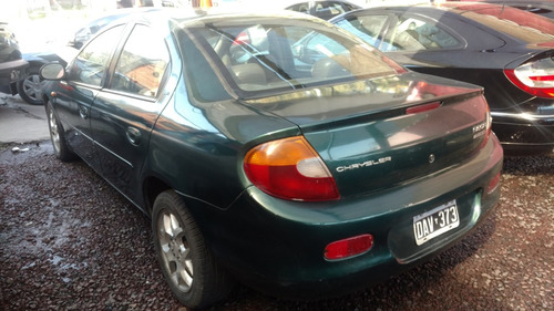 chrysler neon 2.0 2000 lx 2000
