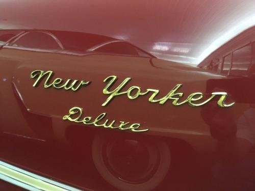 chrysler new yorker deluxe 1954