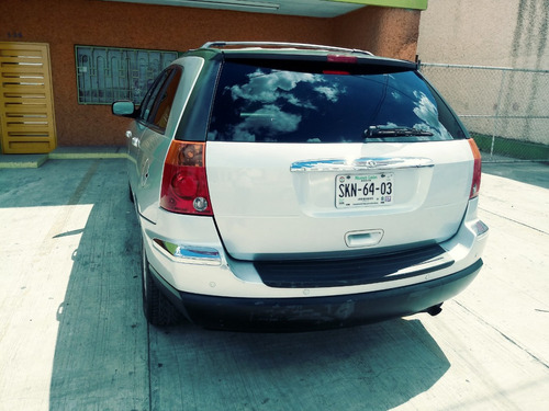 chrysler pacifica 2006 touring fwd