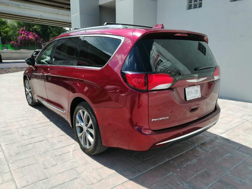 chrysler pacifica 2017 limited v6 ta