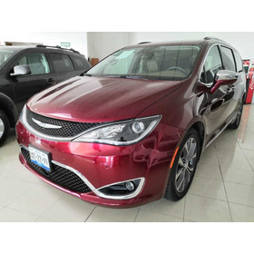 Chrysler Pacifica 3.6 At 2017