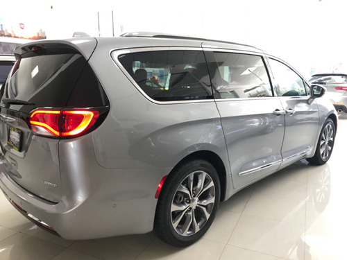 chrysler pacifica 3.7 3.6 at 2018