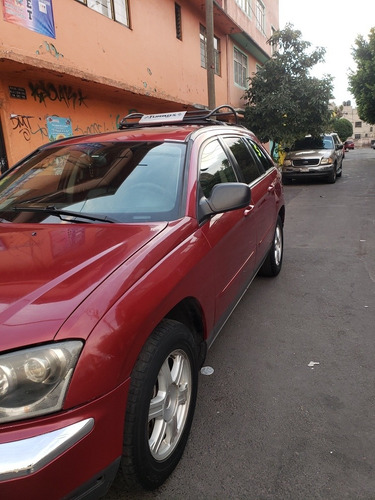 chrysler pacifica aa ee ba abs piel qc lujo 4x2 at 2006