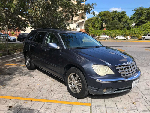 chrysler pacifica aa ee ba abs piel qc lujo 4x2 at 2007