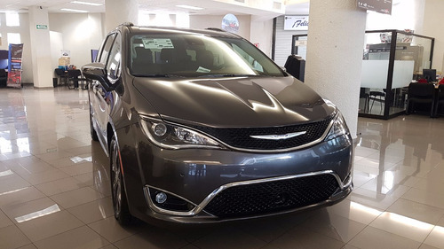 chrysler pacifica limited 2017. desde 10% de enganche