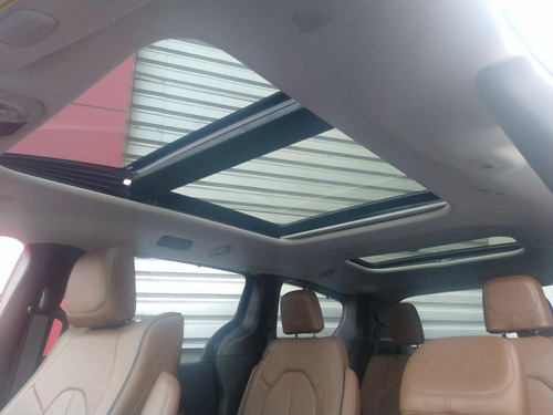 chrysler pacifica limited platinum 2019