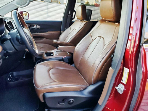 chrysler pacifica limited premium 2017