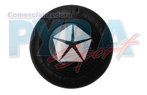 chrysler perilla palanca puño pomo vinil negro accesorios