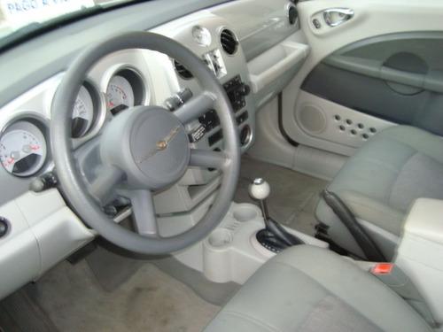 chrysler pt cruiser 2007 2.4 classic - esquina automoveis