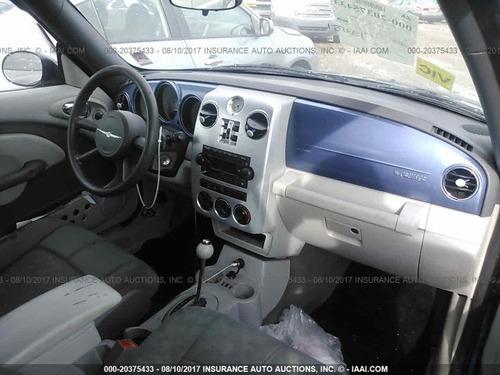 chrysler pt cruiser 2007 covertible se vende solo en partes
