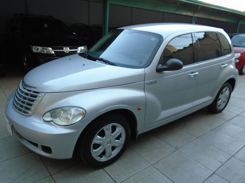 chrysler pt cruiser 2.4 2007 prata gasolina
