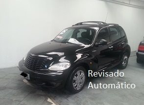 chrysler pt cruiser 2.4 limited edition 16v gasolina 4p