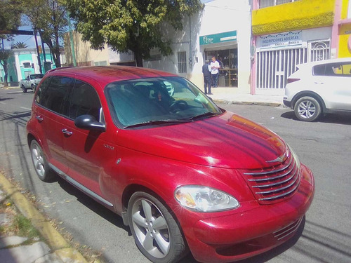 chrysler pt cruiser gt turbo 5vel ee cd aa mt