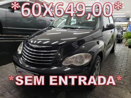 chrysler pt cruiser limited carro barato