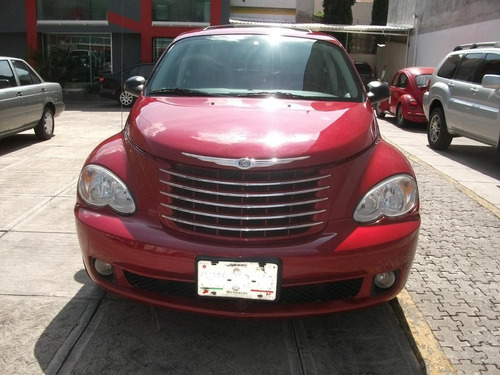 chrysler pt crusier 2010 impecable crédito sin intereses