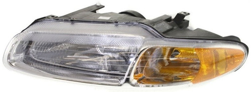 chrysler sebring convertible 1996 - 2000 faro izquierdo