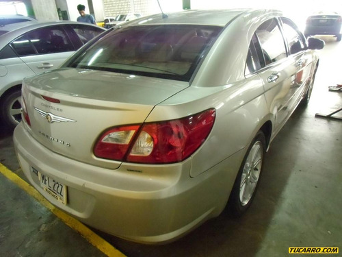 chrysler sebring limited - automatico