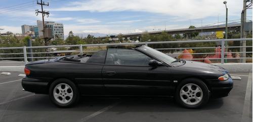 chrysler sebring r-t convertible at 1998