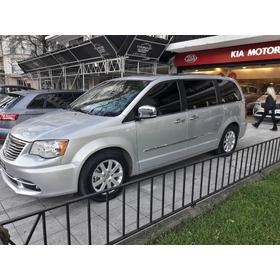Chrysler Town & Country  A/t 3.6l 286 Hp Blindada Rb3