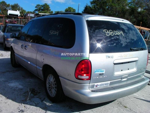 chrysler town and country 96-00 3.8 autopartes yonkeado