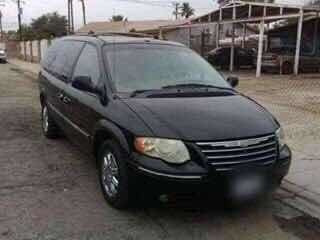 chrysler town & country 2006 3.8 limited at