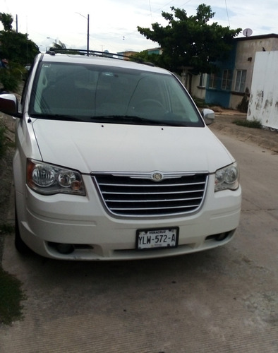 chrysler town & country 2008 3.8 limited at