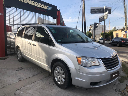 chrysler town & country 2008 3.8 limited atx