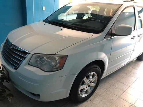 chrysler town & country 2008 3.8 limited mt