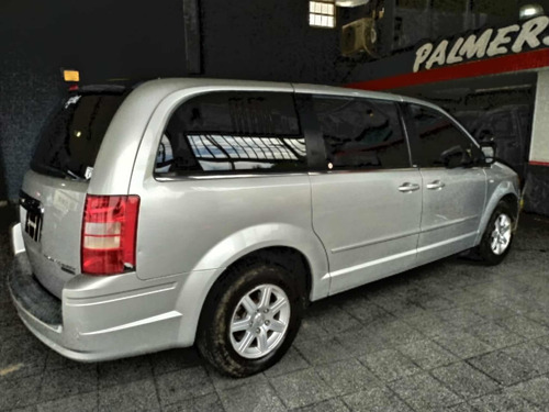 chrysler town & country 2009 3.8 limited atx