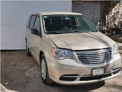 chrysler town & country 2016 5p li v6/3.6 aut