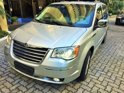 chrysler town & country 3.8 limited 5p 2008 blindado