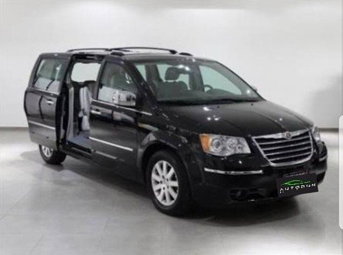 chrysler town & country 3.8 limited 7 lugares top de linha
